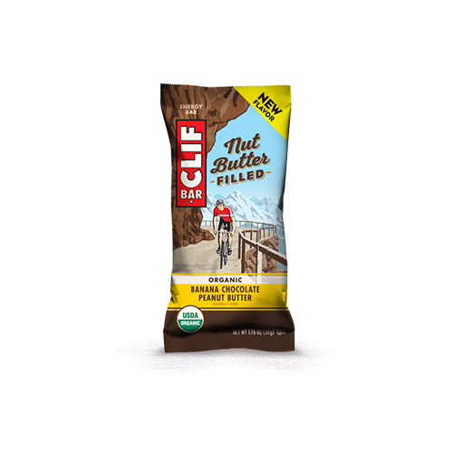 CLUF NUT BUTTER FILLED BARS
