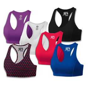 WOMEN'S FRANK SHORTER SPORTS BRA
