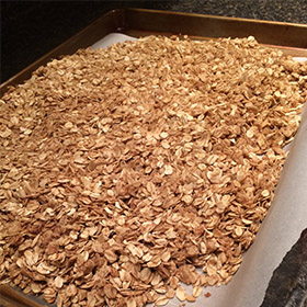 Simple Oatmeal Cereal