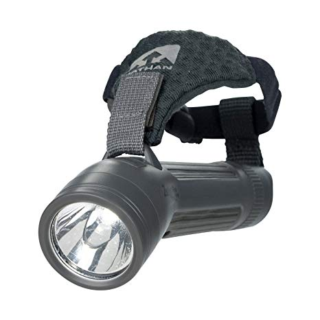 NATHAN ZEPHYR FIRE 150 R HAND TORCH STEEL GREY/CHARCOAL
