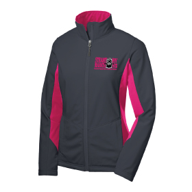 2018 STEAMTOWN MARATHON WOMEN'S SOFTSHELL JACKET
