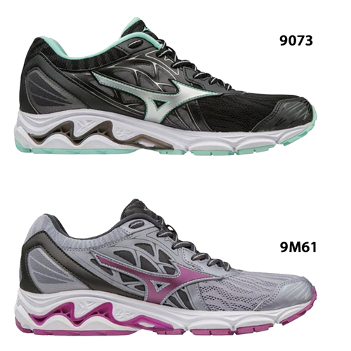 cheap for discount 70f23 43c83 MIZUNO WAVE INSPIRE 14 WOMEN'S, Stability: National Running ...