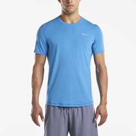 MEN'S SAUCONY FREEDOM SHORT SLEEVE