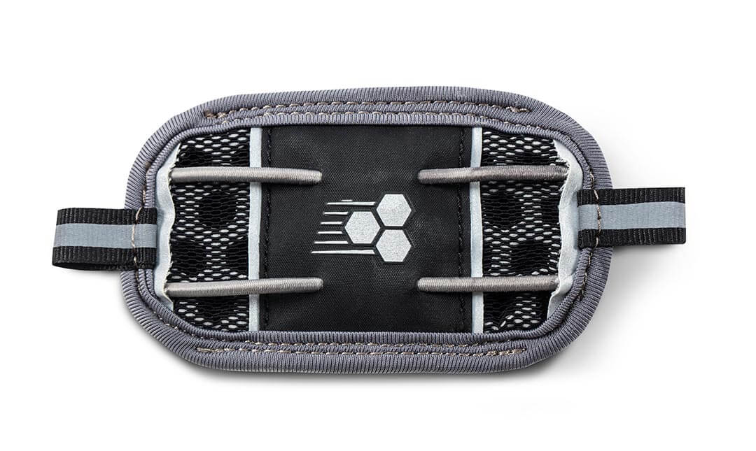 FUEL BELT HELIUM FUEL LOOP BLACK/MAGNET GREY