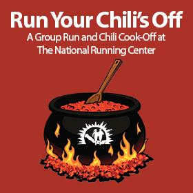 Run Your Chili's Off!