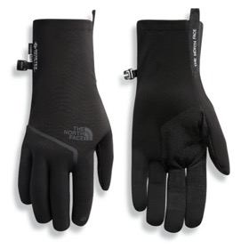 NORTH FACE GORE CLOSEFIT SOFT SHELL GLOVES MEN'S