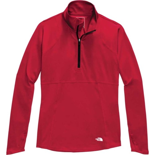 NORTH FACE ESSENTIAL 1/2 ZIP PULLOVER WOMEN'S