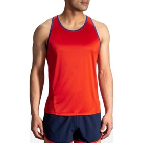 BROOKS STEALTH SINGLET MEN'S