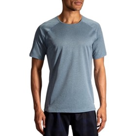 BROOKS GHOST SHORT SLEEVE MEN'S