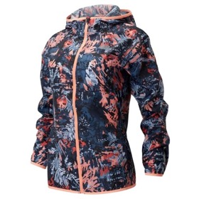 NEW BALANCE PRINTED ACCELERATE WINDCHEATER 2.0 JACKET WOMEN'S