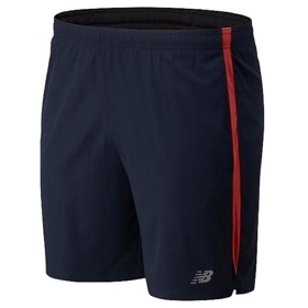 NEW BALANCE ACCELERATE 7 INCH SHORT MEN'S