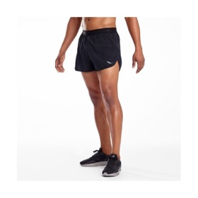 "SAUCONY SPLIT SECOND 2.5"" SHORT MEN'S"