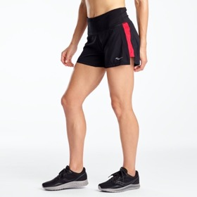 "SAUCONY WOMEN'S TWILIGHT 5"" SHORT"