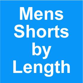 Mens Shorts by Length