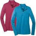Women's Running Long Sleeves & ½ Zips