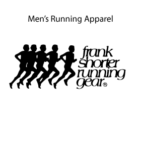 Frank Shorter Running Gear