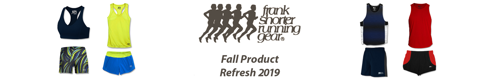 New Frank Shorter Fall 2019