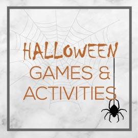 Halloween Games & Activities