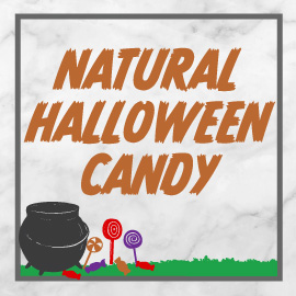 All Natural Halloween Candy