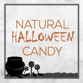 Natural Halloween Candy