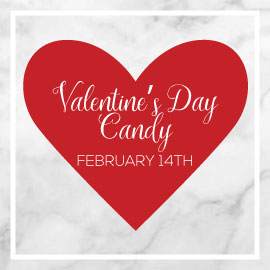 Natural Valentine's Day Candy