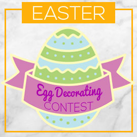 2021 Easter Egg Natural Decorating Contest