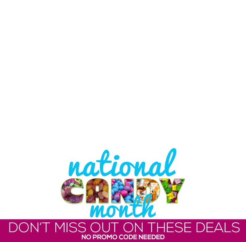 National Candy Month Deals