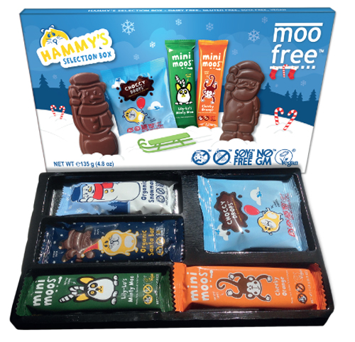 Moo Free Hammy's Holiday Selection Box