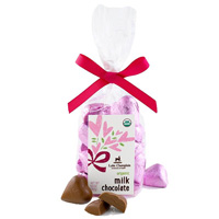 Hearts Gift Bag, Milk Chocolate (21 pc)