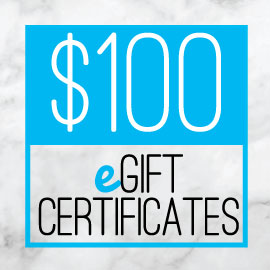 $100 Gift Certificate