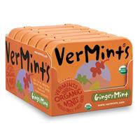 GingerMint Vermints * 6 PK