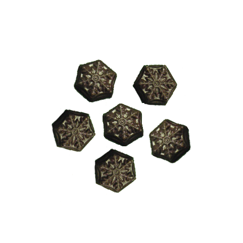 Allergy-Friendly Chocolate Snowflakes