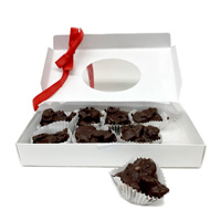 Traverse City Cherry Chocolate Clusters
