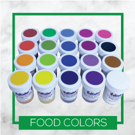 TruColor Natural Food Colors