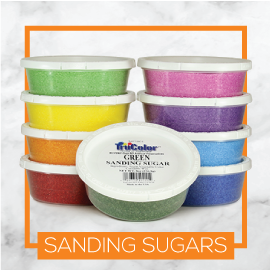 TruColor Natural Sanding Sugars