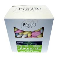 French Almond Dragees All Natural Jordan Almonds
