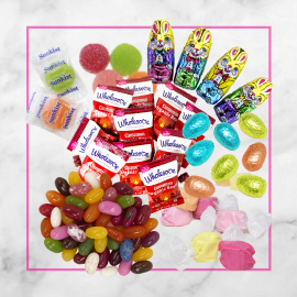 Natural Candy to Fill Easter Eggs