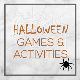 Halloween Games & Activities