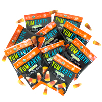 Halloween Organic Candy Corn - Snack Size