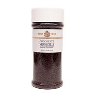 Chocolate Vermicelli Natural Sprinkles * 6 OZ