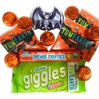 Gluten-Free Individual Halloween Gift Bag