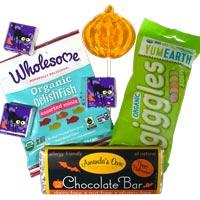 Vegan Individual Halloween Gift Bag