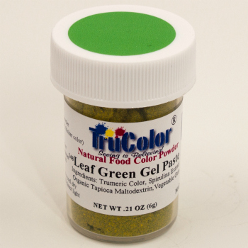 Green Natural Food Color by TruColor