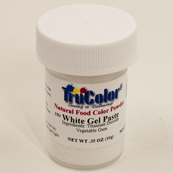 White Natural Food Color by TruColor