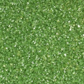 Natural Sanding Sugar - Green