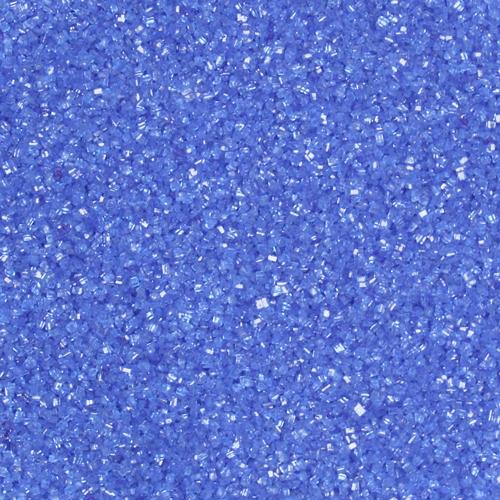 Natural Sanding Sugar - Blue * 8 OZ