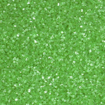Natural Sanding Sugar - Spring Green