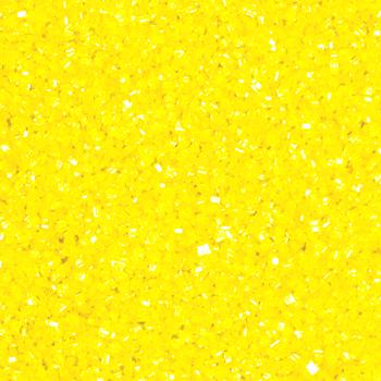 Natural Sanding Sugar - Yellow