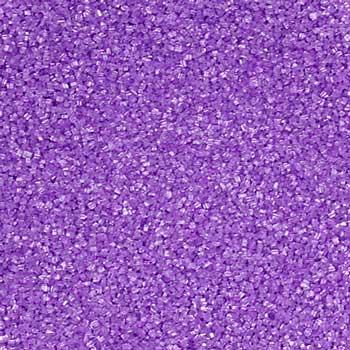 Natural Sanding Sugar - Regal Purple * 8 OZ