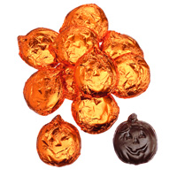 Allergy-Friendly Chocolate Pumpkins
